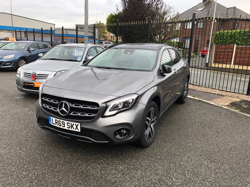Mercedes Car Leasing Offers
