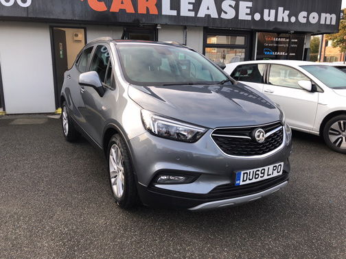 Vauxhall Mokka Car Lease Offer
