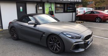 BMW Z4 Car Leasing Deal