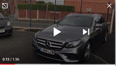 Mercedes-Benz E CLASS DIESEL ESTATE E220d AMG Line 5dr 9G-Tronic Car Leasing