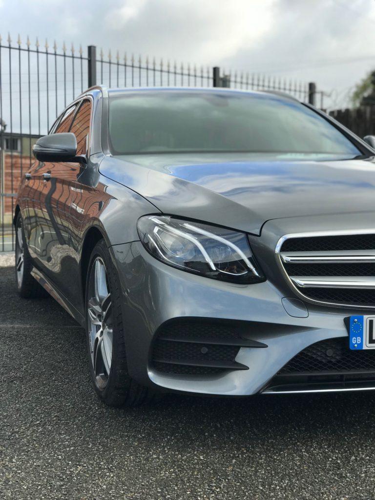 Mercedes-Benz E CLASS DIESEL ESTATE E220d AMG Line 5dr 9G-Tronic Car Leasing Best Offers