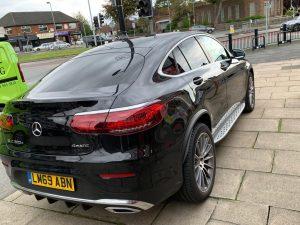 Mercedes GLC Coupe Car Lease Deal