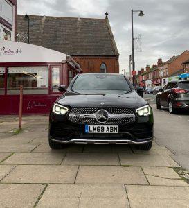 Mercedes GLC Diesel Car Lease Deals