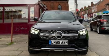 Mercedes GLC Diesel Car Lease Deals
