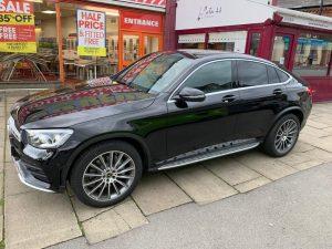 Lease a Mercedes GLC Diesel