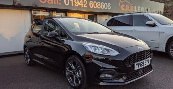 Ford Fiesta Lease Car Offer