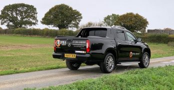 Mercedes X-Class Pickup Vehicle Lease Deal