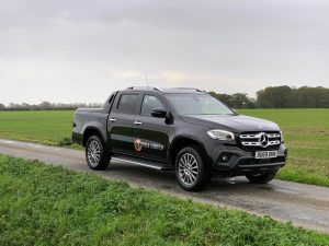 Mercedes X-Class Pickup Leasing Offers