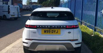 Range Rover Evoque Car Lease Deal