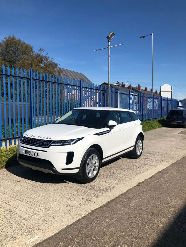 Range Rover Evoque Car Lease Offer