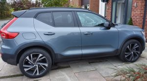 Volvo XC40 Car Lease Offers