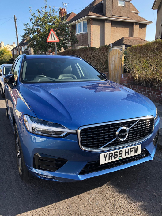 Volvo XC60 Car Leasing
