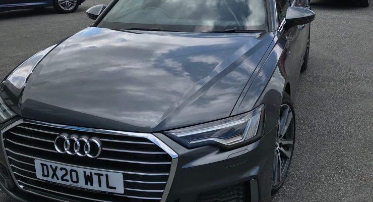Audi A6 Car Lease Deal