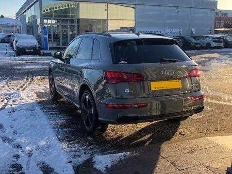 Audi PHEV Leasing