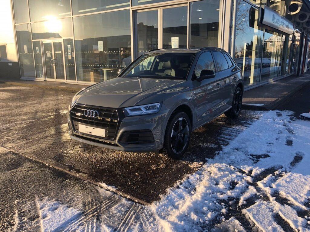 Audi PHEV Car Lease